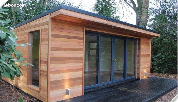 Studio Bois/Extension /Abris De Jardin Moderne | Abris De destiné Abri De Jardin Moderne Design