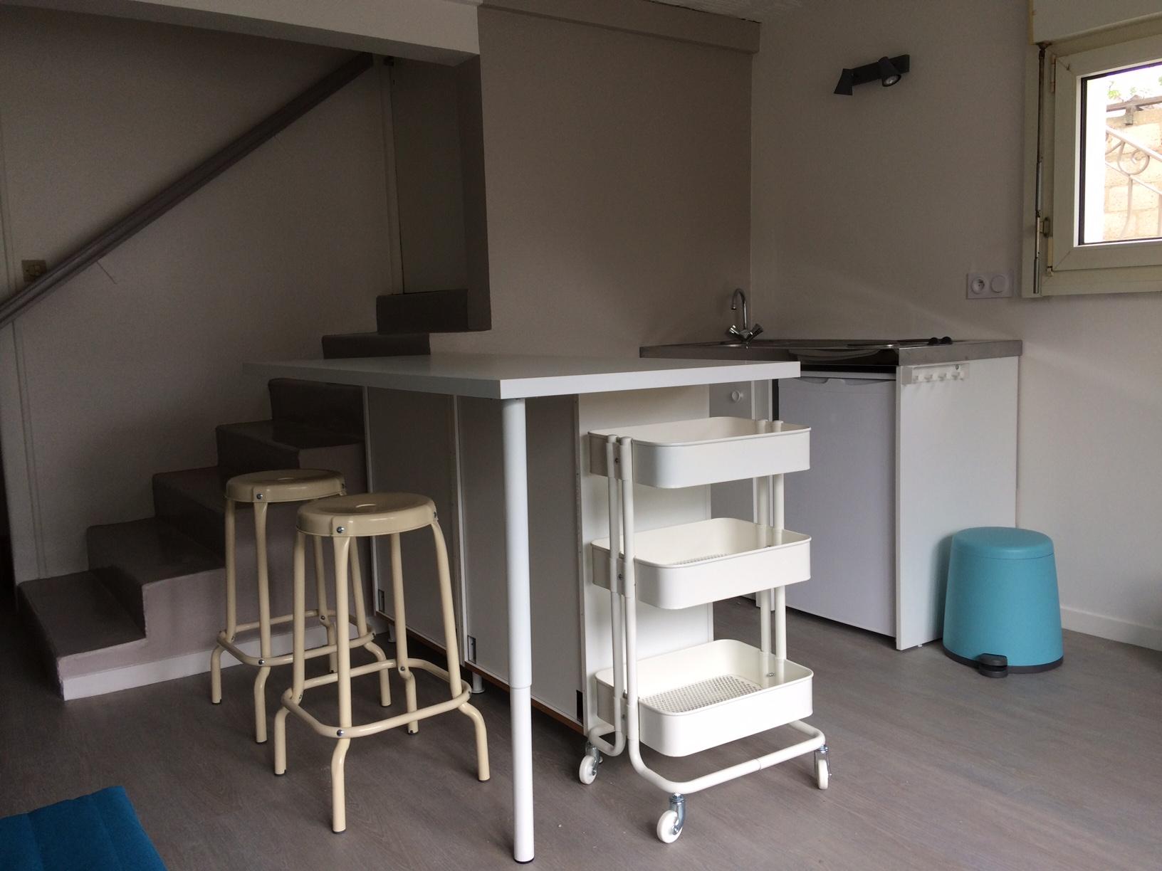 T1Bis Meuble – Rennes Vern | Art'office Immobilier Propose destiné Location Meublé Rennes