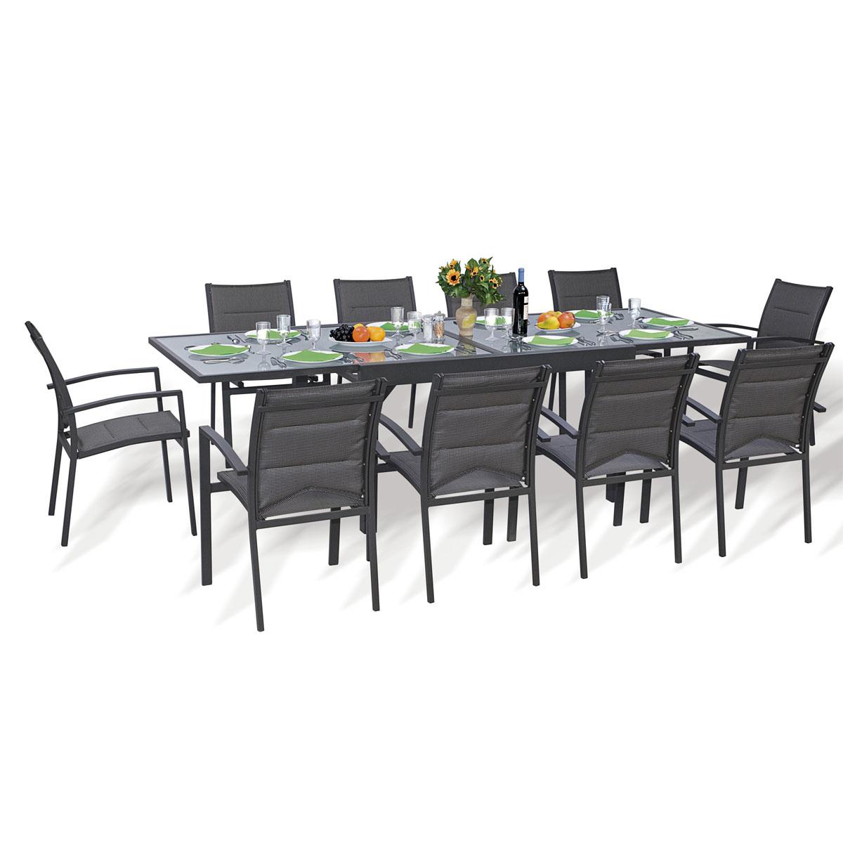 Table De Jardin 10 Personnes encequiconcerne Table De Jardin 10 Personnes
