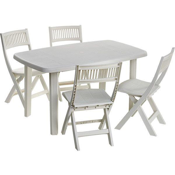 Table De Jardin 4 Personnes Plastique serapportantà Table Jardin 4 Personnes