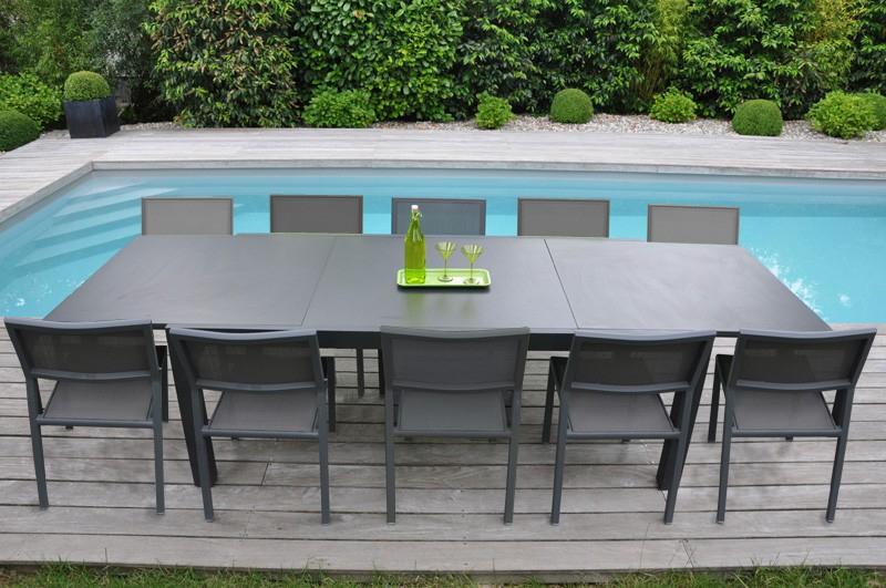 Table De Jardin 8 10 Personnes Pas Cher serapportantà Table De Jardin Pas Chere