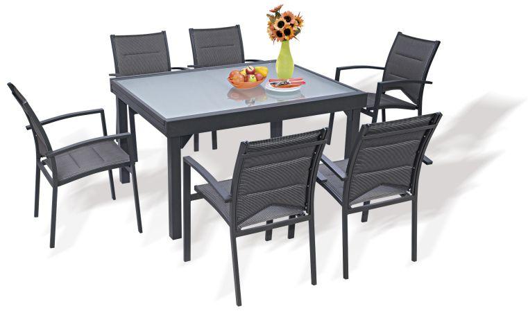 Table De Jardin Aluminium 4 Personnes avec Table Jardin 4 Personnes