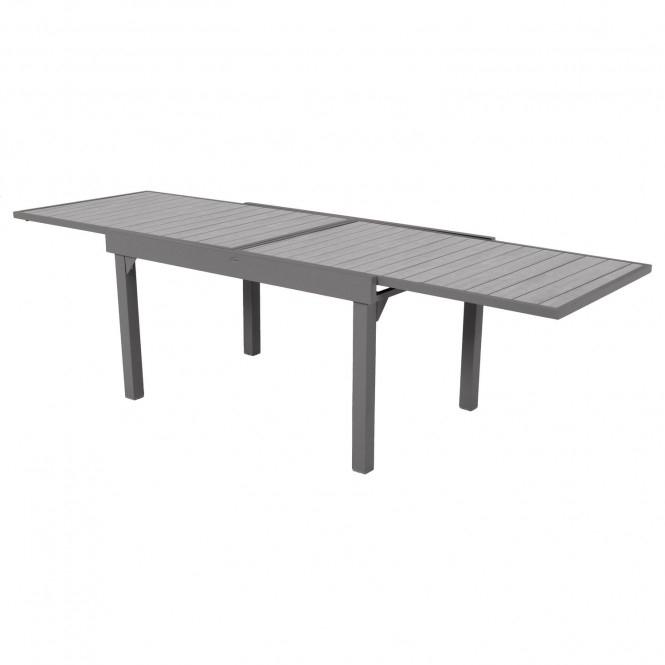 Table De Jardin Extensible 10 Personnes Piazza Lattes - L encequiconcerne Table De Jardin 10 Personnes