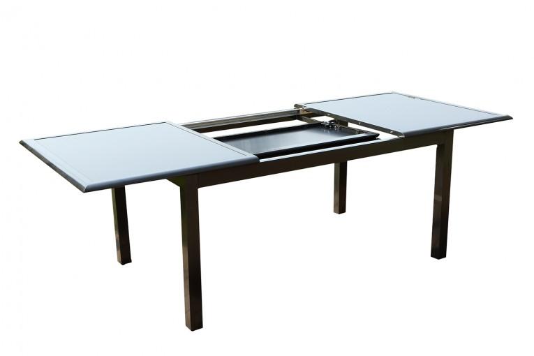 Table De Jardin Extensible 12 Personnes + 10 Chaises En dedans Table De Jardin 10 Personnes