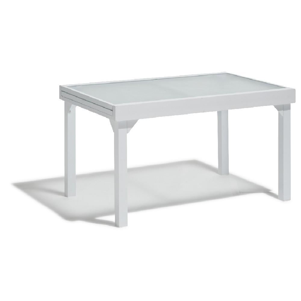Table De Jardin Extensible Oslow 6 À 10 Personnes - Table destiné Table De Jardin Gifi