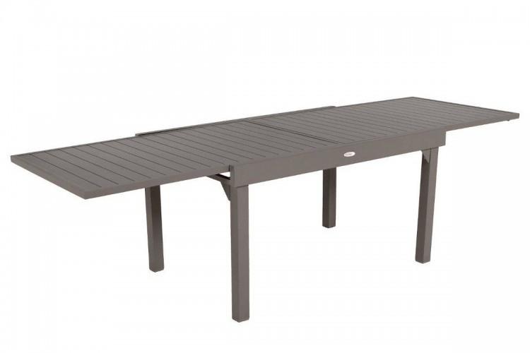 Table De Jardin Extensible Piazza - Hespéride - 10 tout Table Jardin 10 Personnes