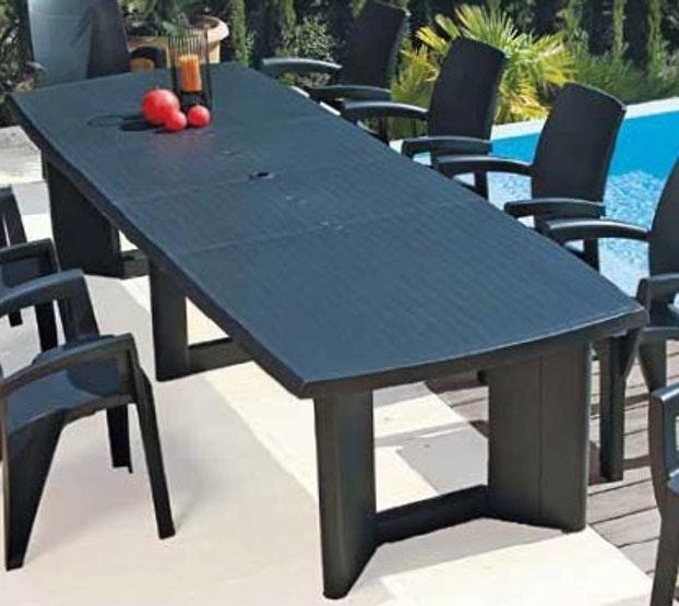 Table De Jardin New York Leclerc avec Table De Jardin Leclerc
