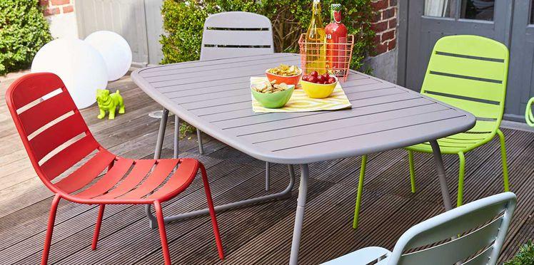 Table De Jardin Octogonale Carrefour à Table De Jardin Pliante Carrefour