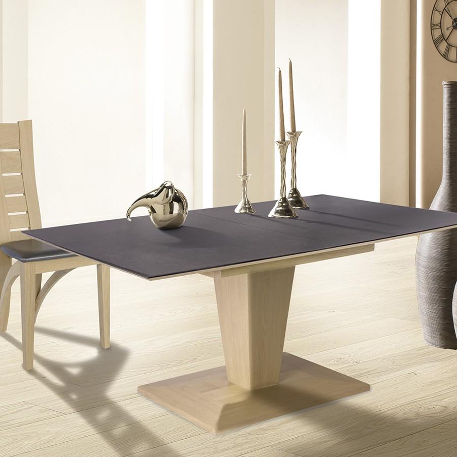 Table De Salle À Manger Carrée Keops, Plateau Céramique serapportantà Table Salle A Manger Plateau Ceramique