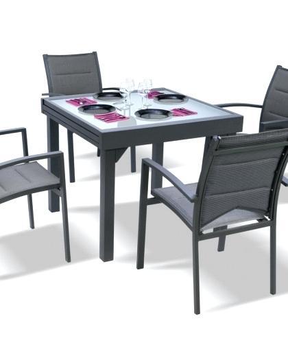 Table Et Chaise Jardin – Fragranceshop.co serapportantà Table De Jardin Pas Cher Leclerc