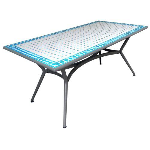Table Jardin Mosaique Carrefour – Table De Lit A Roulettes pour Table De Jardin Pliante Carrefour