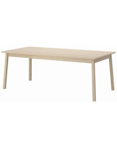 Table Modulable : Quoi De Neuf Chez Ikea ? - Journal Des concernant Table A Manger Ikea