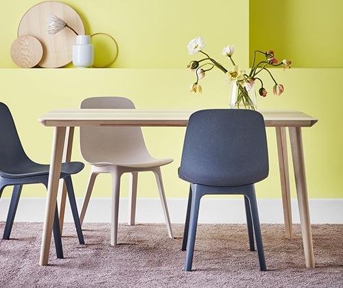 Table Pas Cher - Tables À Manger Et Tables De Cuisine   Ikea à Table A Manger Ikea