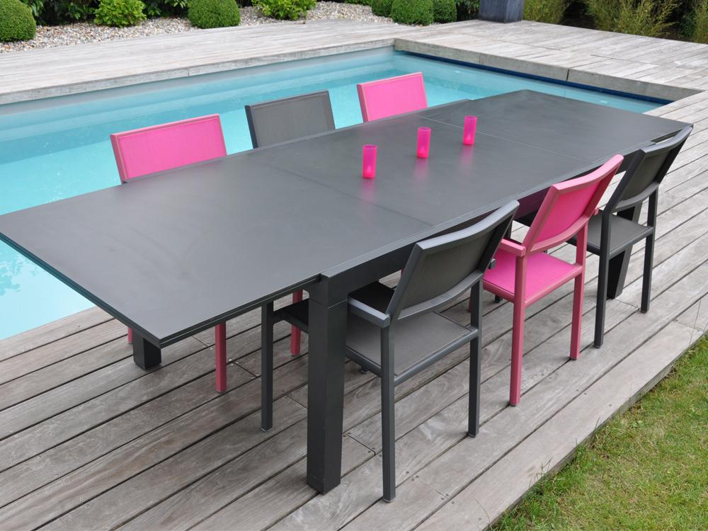 Table Rabattable Cuisine Paris: Alinea Lit Gigogne serapportantà Table De Jardin Aluminium Jardiland
