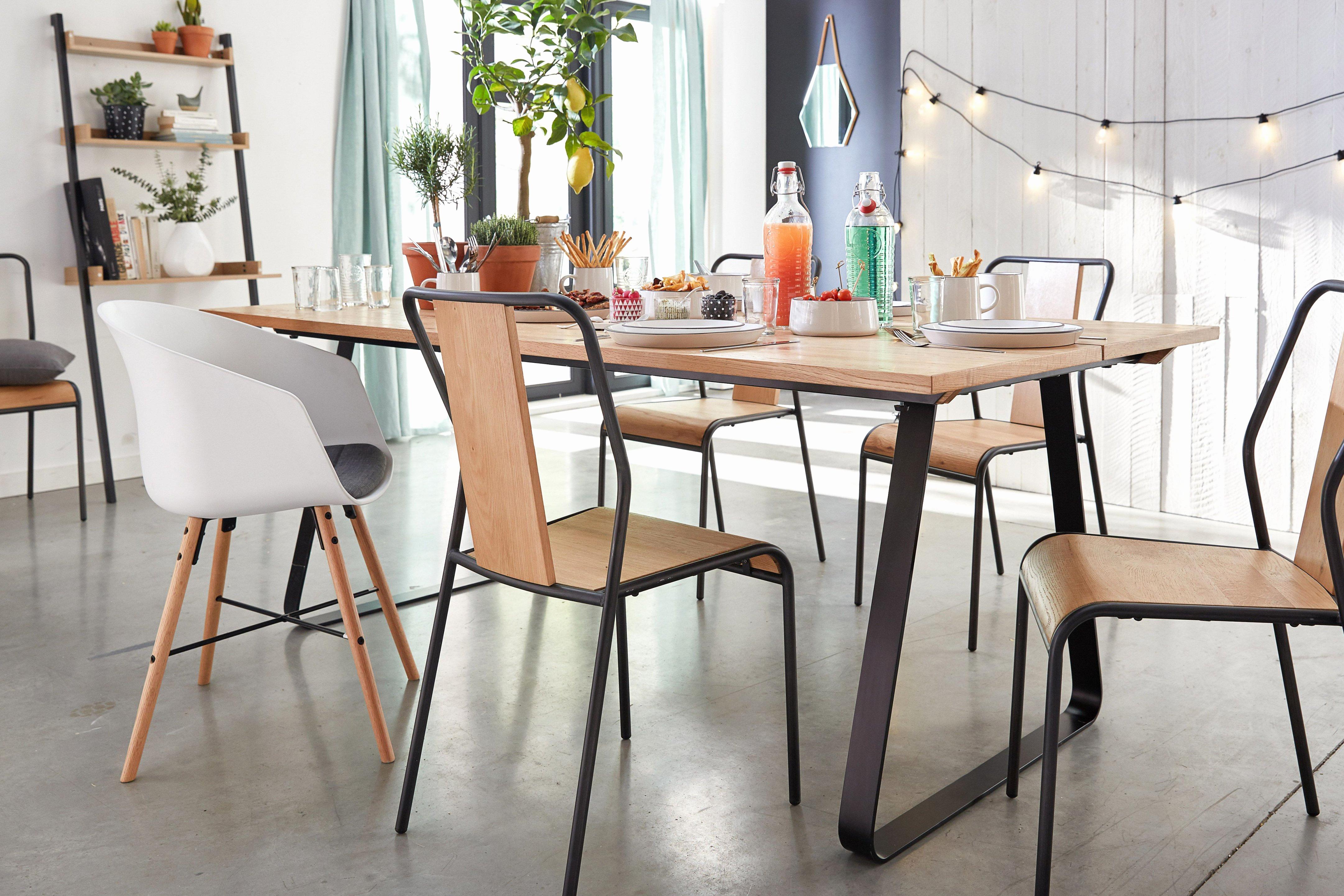 Table Salle A Manger Extensible Fly Frais Table Manger dedans Table Salle A Manger Extensible Fly