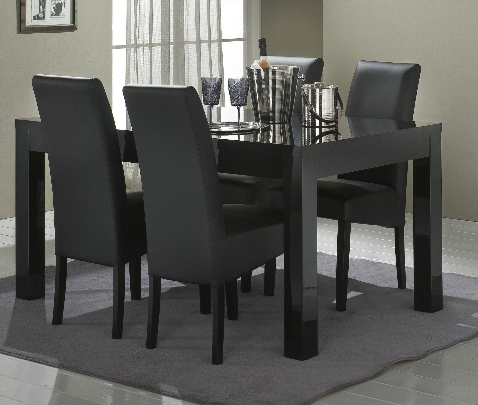 Table Salle A Manger Moderne Pas Cher In 2019 | Black Dining concernant Table Salle À Manger Design Pas Cher