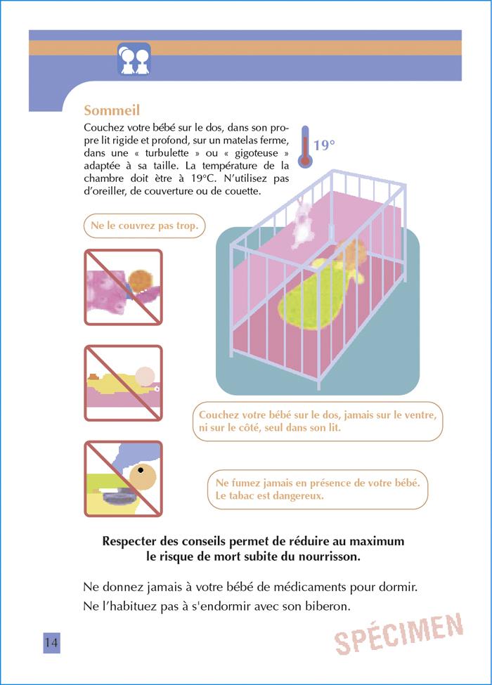 Température Chambre Bébé Mort Subite - Bébé, Doudou Univers tout Temperature Chambre Enfant