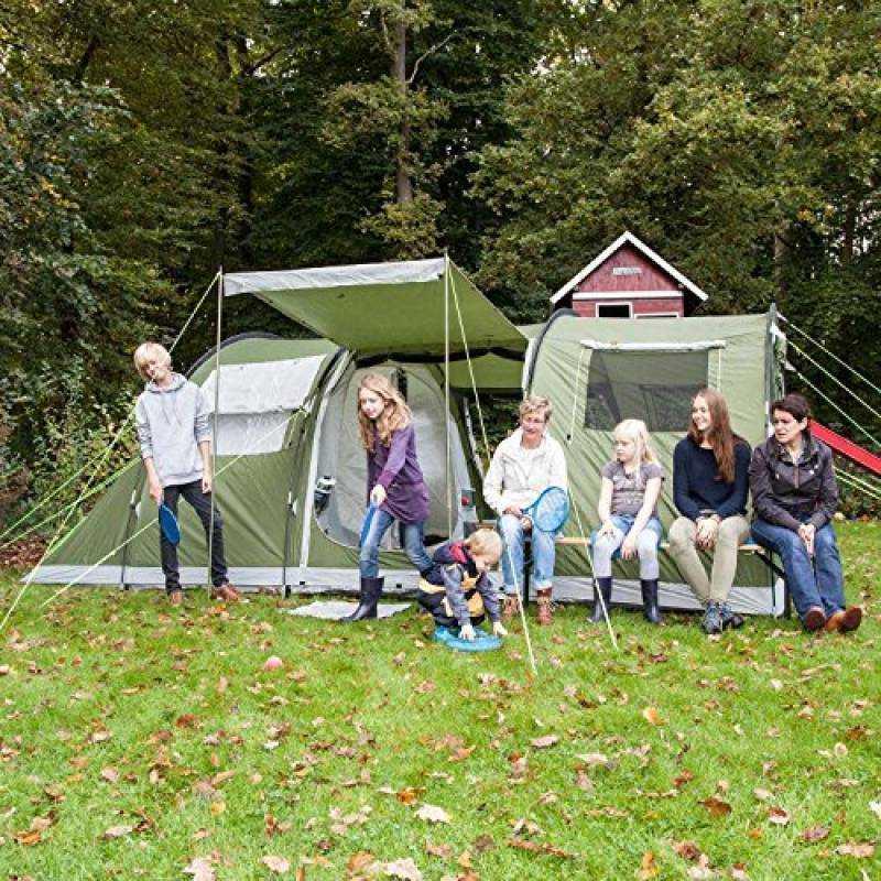 Tente Familiale 6 Places 3 Chambres, Notre Top 12 Pour encequiconcerne Tente 6 Places 3 Chambres