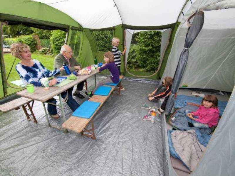 Tente Familiale 6 Places 3 Chambres, Notre Top 12 Pour intérieur Tente 6 Places 3 Chambres