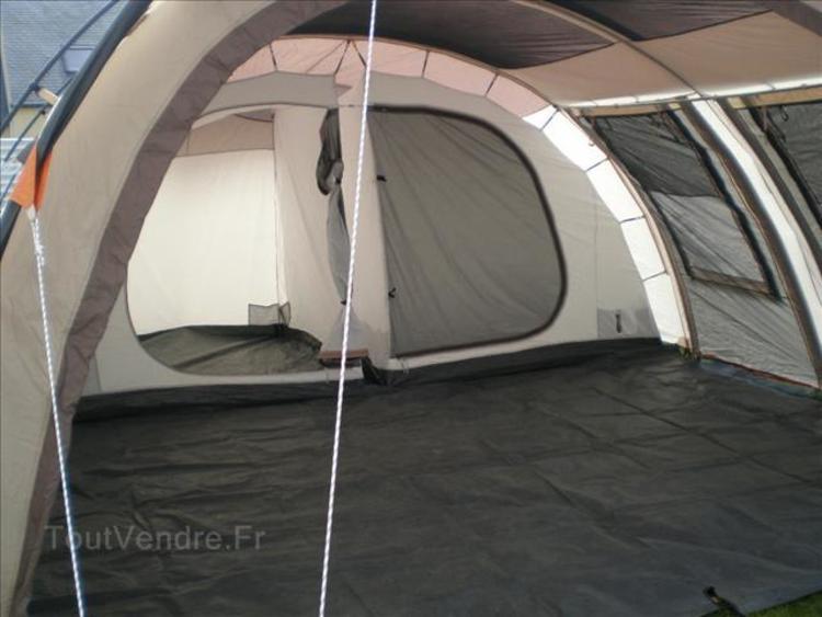 Tente T6.2Xl Air Quechua 6 Places Pouzolles 34480 pour Tente 6 Places 3 Chambres