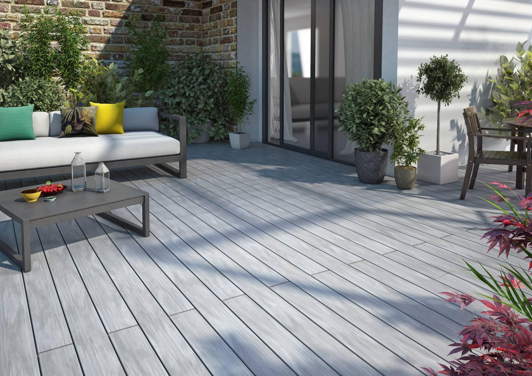 Terrasse 2 - Maisons Pep'S concernant Faire Une Terrasse A Moindre Cout