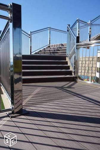Terrasse Composite Direct Usine à Mdsa Composite Avis
