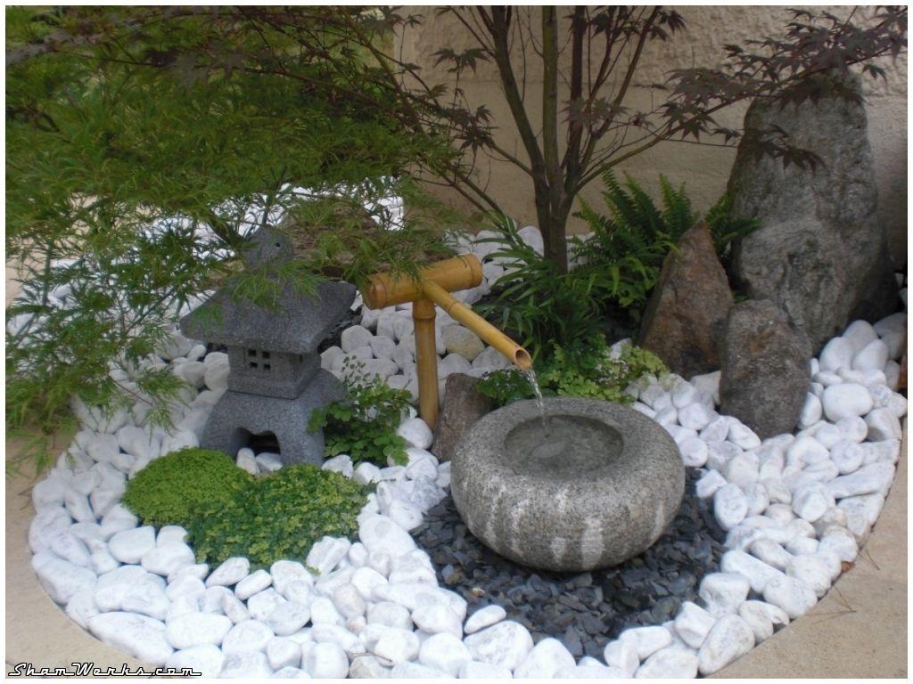 Terrasse Project - Terrasse Project : Jardin Japonais serapportantà Déco Jardin Zen Pas Cher