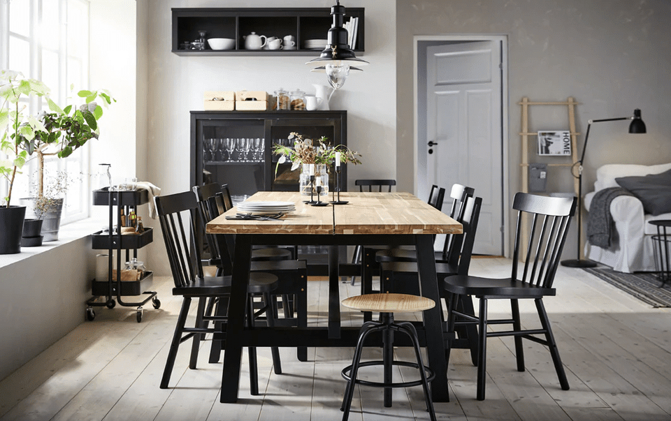 The Best Places To Buy Dining Room Furniture avec Table A Manger Ikea