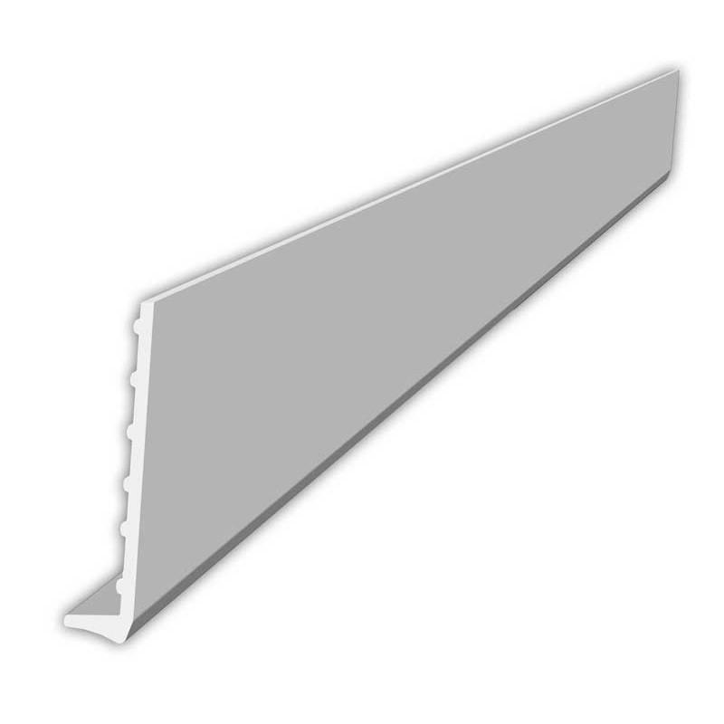 Toiture Facile : Bandeau Pvc Par Cher Pour Habillage Du intérieur Lame De Terrasse 4M Pas Cher