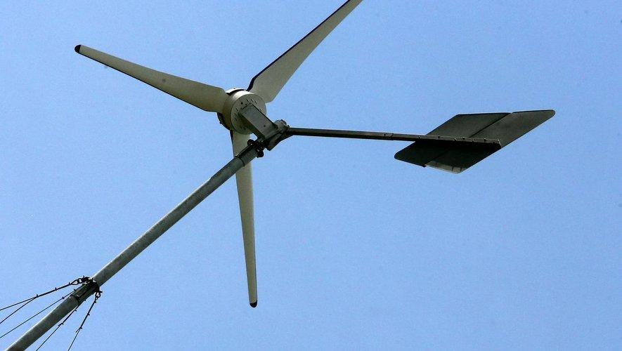 Toulouse. Une Éolienne Dans Son Jardin Pour 800 encequiconcerne Eolienne De Jardin