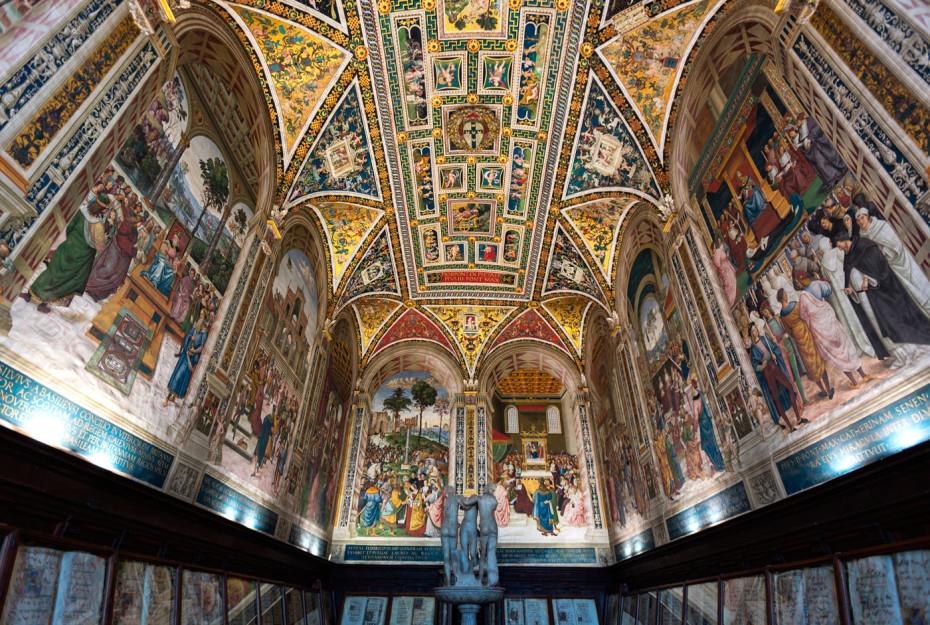Tour E Visite Guidate A Siena | Guide Siena encequiconcerne Dalle Siena