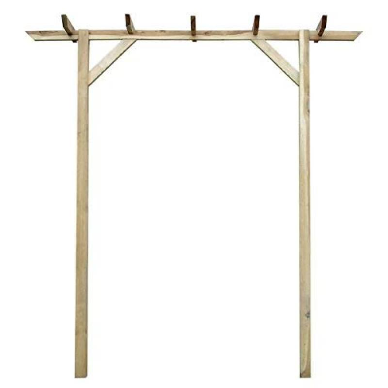 Treillis Arche En Bois => Comment Trouver Les Meilleurs En avec Arche De Jardin En Bois