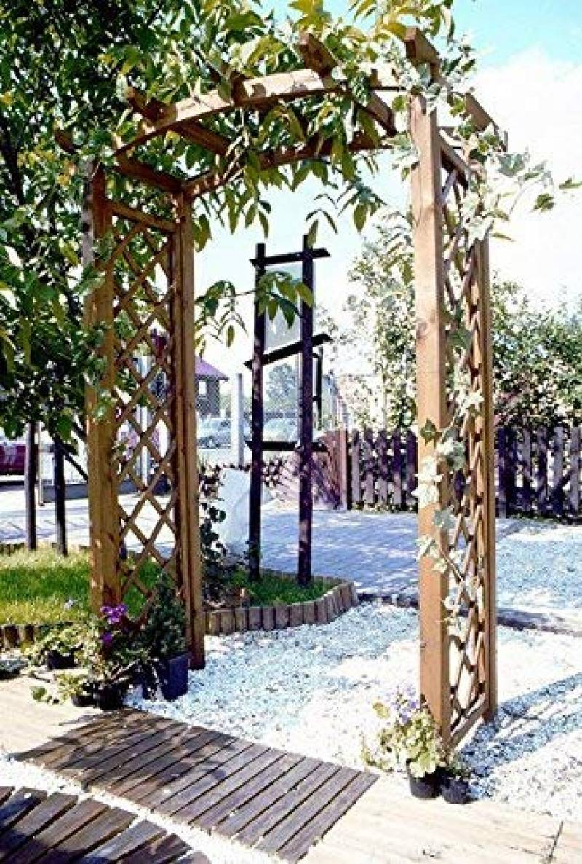 Treillis Arche En Bois => Comment Trouver Les Meilleurs En destiné Arche De Jardin En Bois