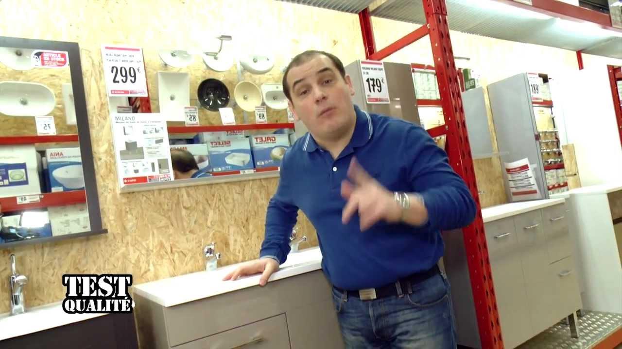 Trouvez Votre Meuble De Salle De Bain Avec Brico Dépôt concernant Robinet Salle De Bain Brico Depot