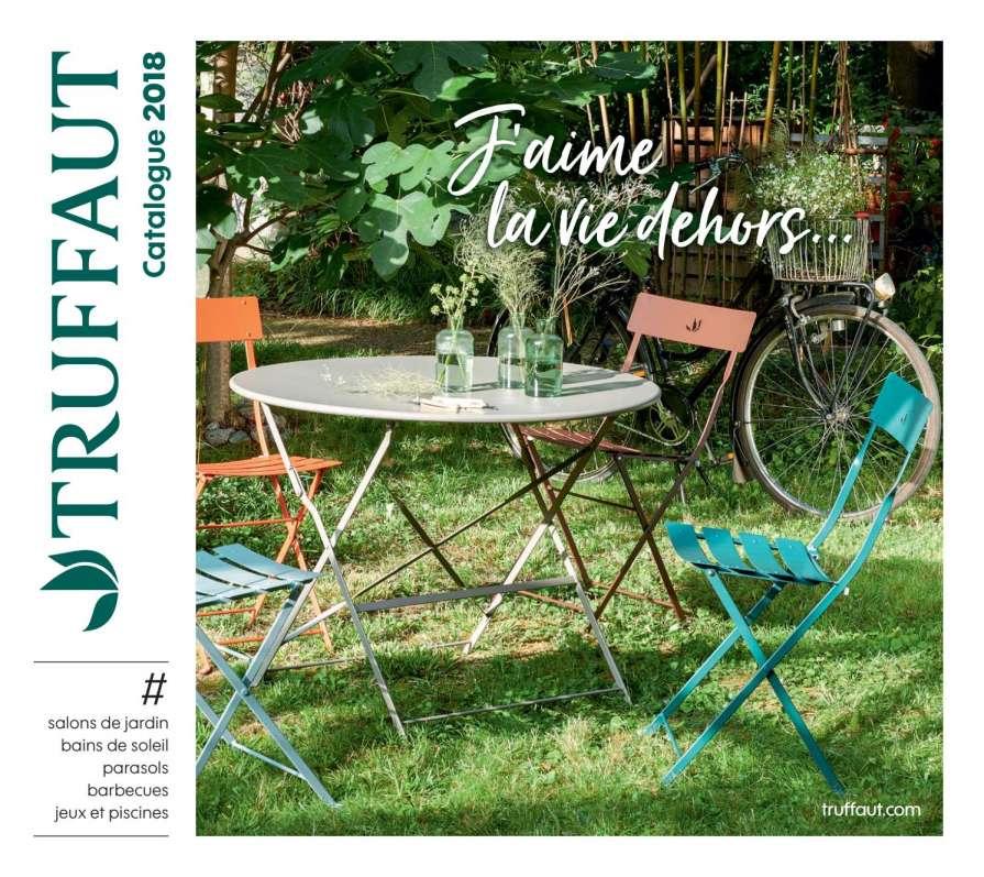 Truffaut Salon De Jardin En Resine Catalogue Mobilier De dedans Truffaut Salon De Jardin