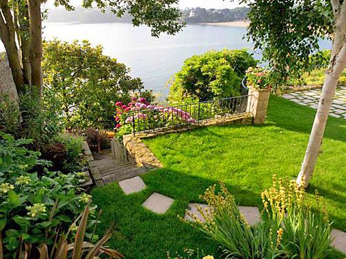 Un Sublime Jardin Breton Primé à Ecorces Jardin