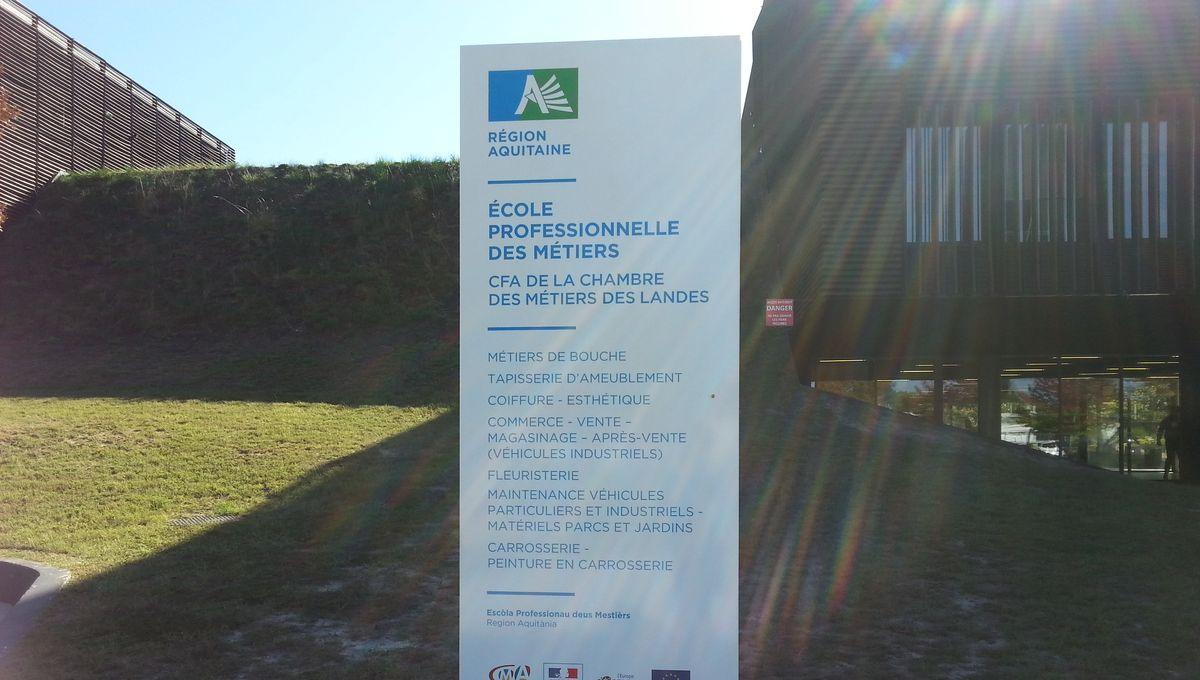 Une Centaine D'artisans Landais Cherchent Un Apprenti destiné Chambre Des Metiers Auxerre