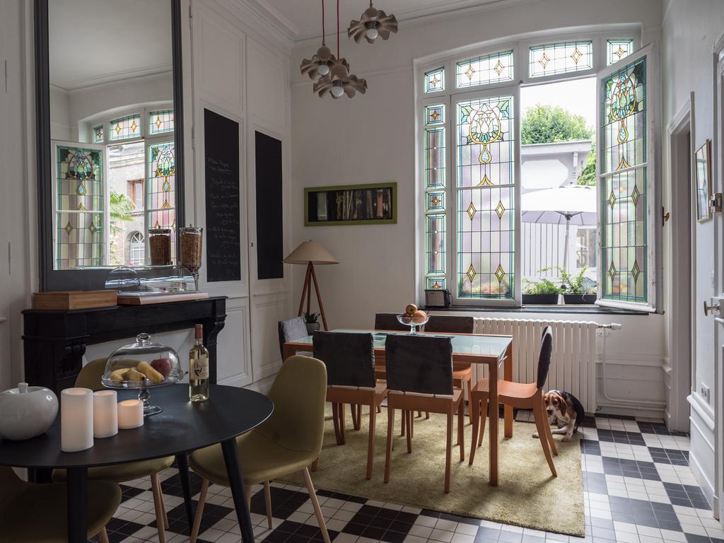 Une Maison En Ville Chambre D'Hotes, Amiens – Tarifs 2019 destiné Chambres D4Hotes