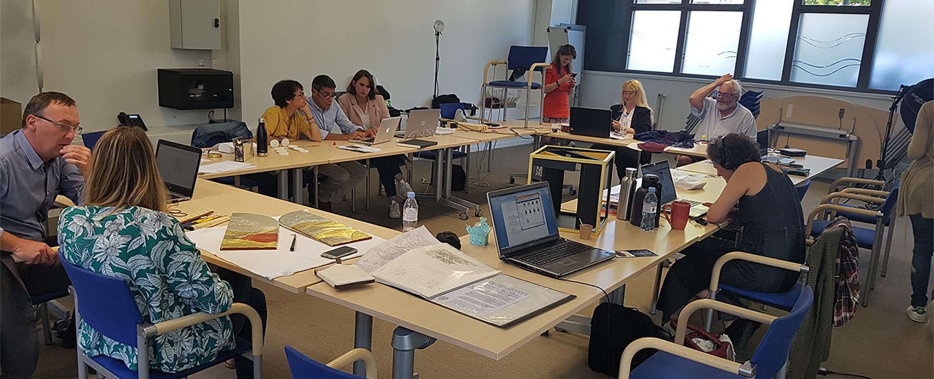 Une Nouvelle Session De Formation « L'atelier Design Et serapportantà Chambre Des Metiers De L Eure