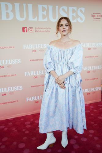 Une Première Avec Du Style Pour Le Film Québécois concernant Noemie O'Farrell