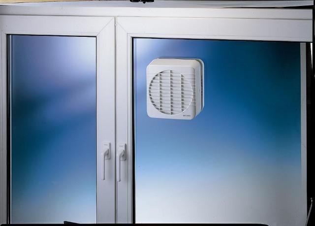 Ventilateurs De Fenetre Helios intérieur Ventilation Salle De Bain