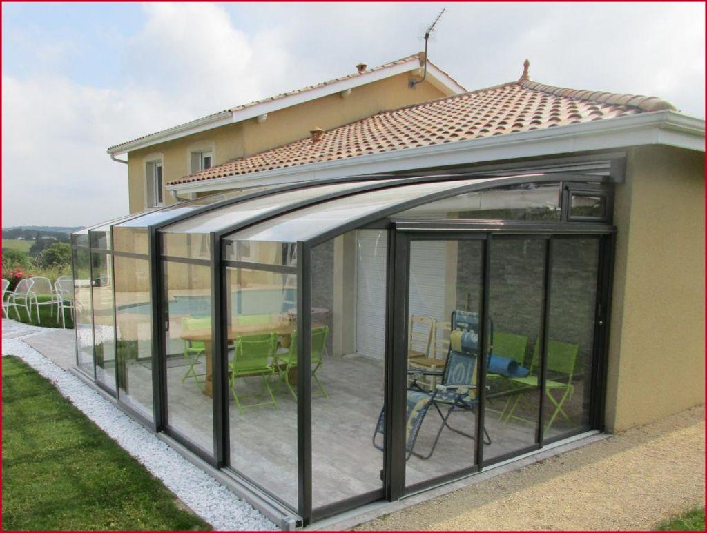 Veranda Sur Terrasse 88580 Abri De Terrasse Coulissant Et intérieur Abri De Terrasse Coulissant