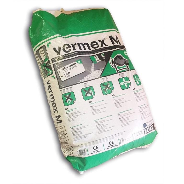 Vermex M - Vermiculite - 100 Litres dedans Vermiculite Jardin