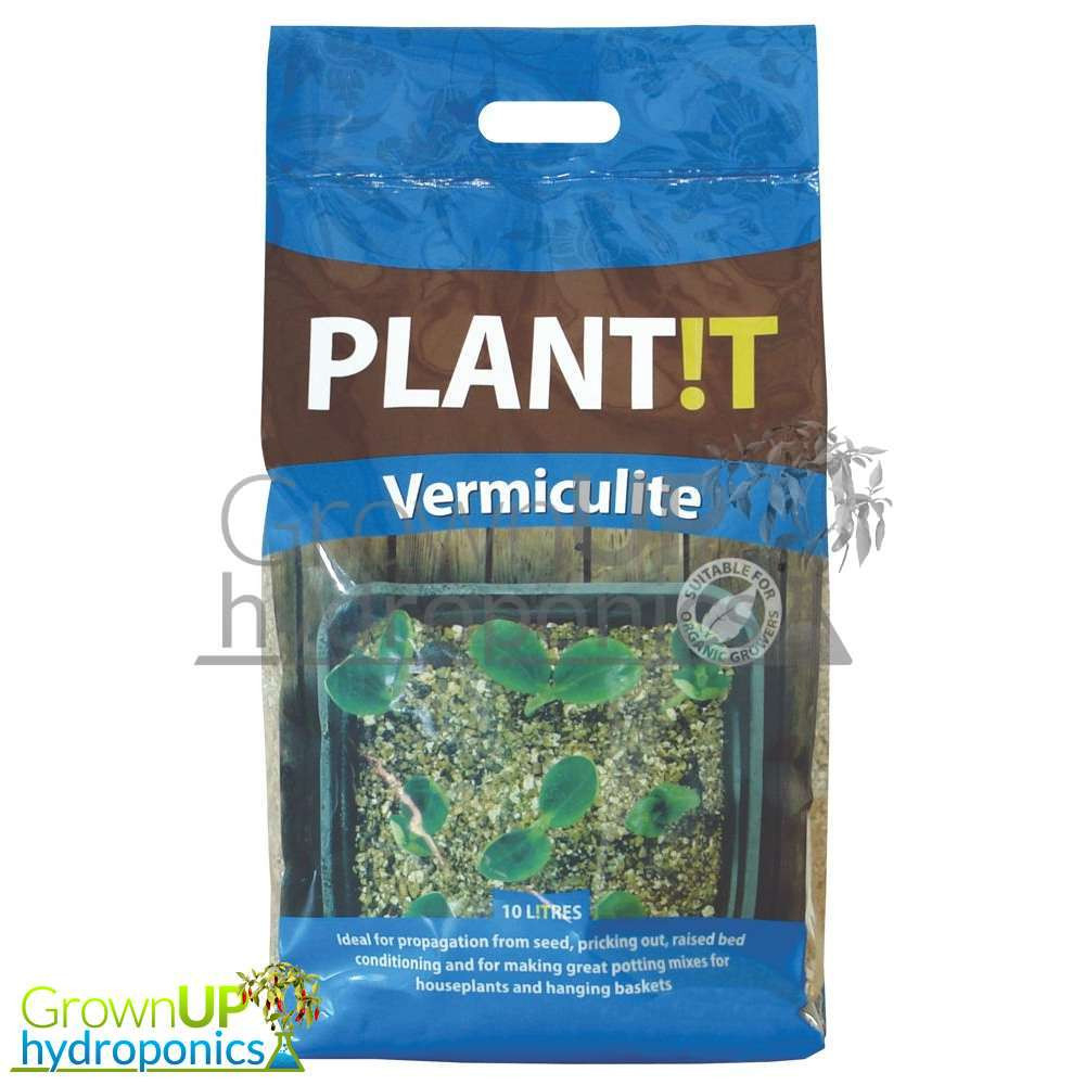 Vermiculite - 10 Litre avec Vermiculite Jardin