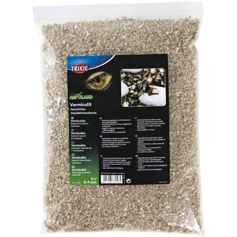 Vermiculite, Substrat Naturel D'Incubation - 5 L - 76156 à Vermiculite Jardin