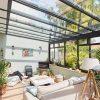 Verrière Architekt - Gustave Rideau encequiconcerne Abri De Terrasse Panoramik