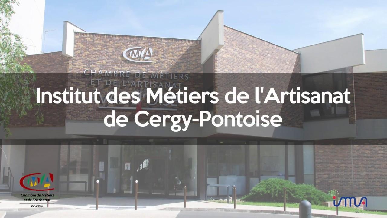 Vidéos | Ima 95 intérieur Chambre Des Metiers Cergy
