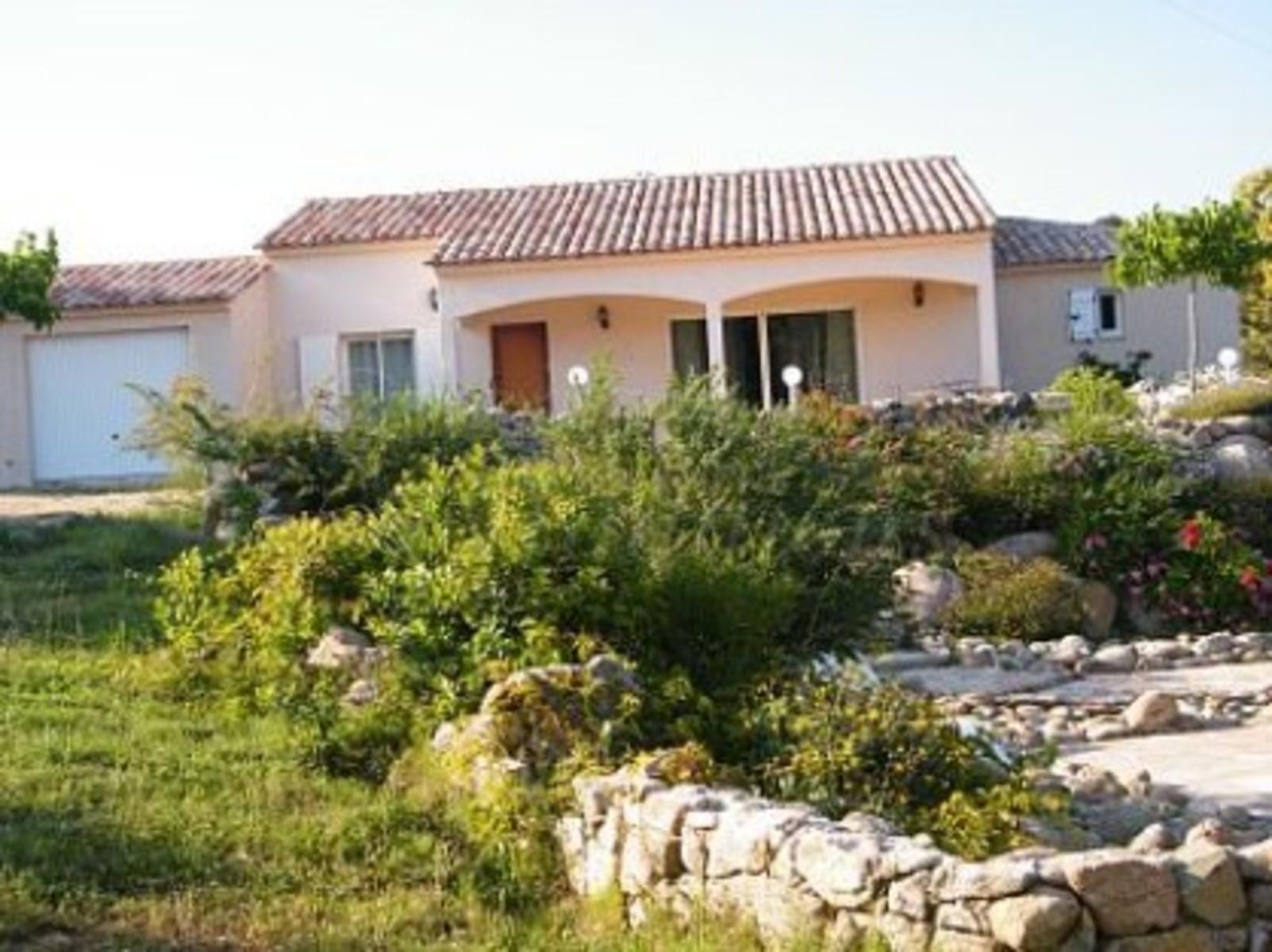 Villa Chera : Location De Vacances Sotta, Corse-Du-Sud destiné Chambre D Hotes Corse Du Sud