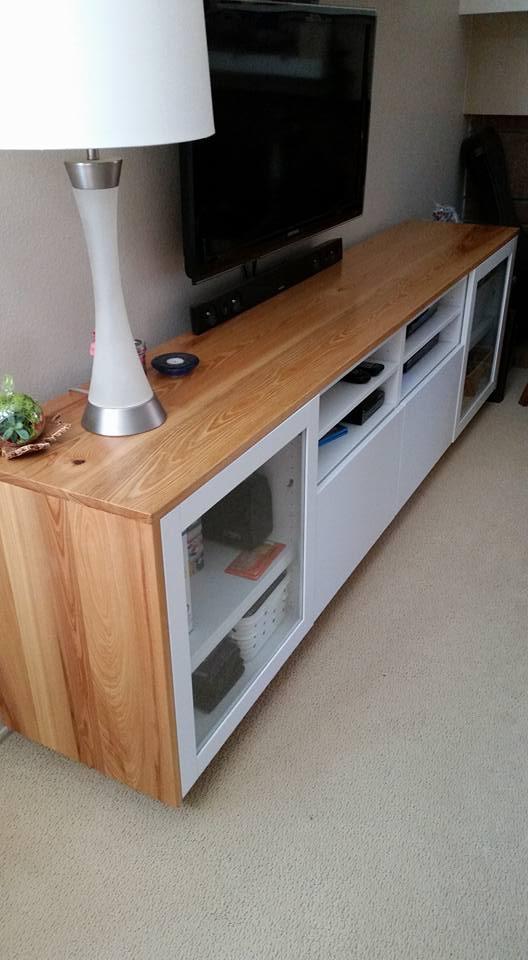 Vous Voulez Donner À Votre Banc Tv Ikea Bestå Un Nouvel encequiconcerne Meuble Tv Ikea