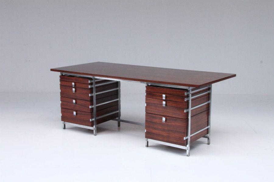 Wabbes Desk | Bahut concernant Meuble Seltz
